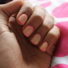 Neon Pink Nail Polish by Essie