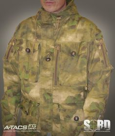 Tactical Gear and Military Clothing News: SORD Smock in A-TACS FG Camouflage