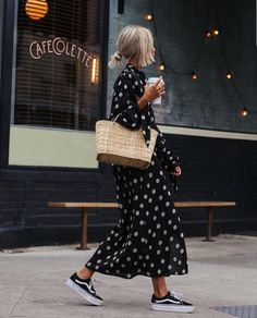 41 Neat Outfit Ideas For Your Spring Street Style Look - Fashion Outfits Looks Street Style, Spring Street Style, Looks Style, Spring Summer Fashion, Spring Outfits, Spring Style, Outfit Summer, Winter Outfits, Fashion Mode