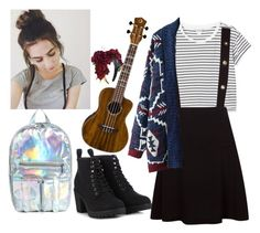 """Dodie Clark is bae"" by starscounter394 on Polyvore featuring Call it SPRING, Monki, Sandro, women's clothing, women, female, woman, misses, juniors and dodieclark"