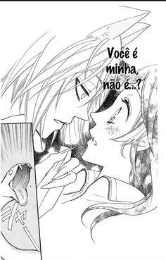 Kamisama Hajimemashita Manga Tomoe Nanami