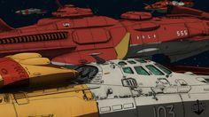 First Look: Space Battleship Yamato 2199 - A Must See for 2013! - AstroNerdBoy's Anime & Manga Blog | AstroNerdBoy's Anime & Manga Blog