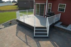 View pictures of recent deck projects in Fargo-Moorhead. Premium Decks can help you design, build or repair the perfect deck for your home!