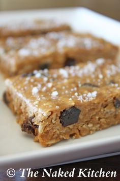 Peanut Butter Power Bars added 1/2 cup puffed quinoa, and an extra scoop of protein powder