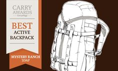 Best Active Backpack - Mystery Ranch 3 Day Assault Pack