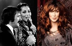 Happy Birthday, Cher! The iconic singer & actress turns 67 today.      Sonny & Cher's Las Vegas shows in the late '60s mixed music & comedy, paving the way for their TV variety show in 1971. More recently, Cher headlined an extended run at Caesar's Palace as a solo superstar!