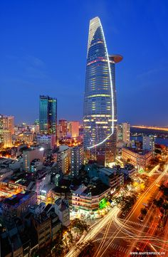 Ho Chi Minh City. One of the stops of our Big 2014 Trip: http://www.tipsfortravellers.com/bigtrip2014/