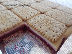 Süss Vanilinnel!: Meggyes-vaníliás kekszsütemény - diétás Winter Food, Hamburger, Paleo, Beach Wrap, Burgers, Paleo Food