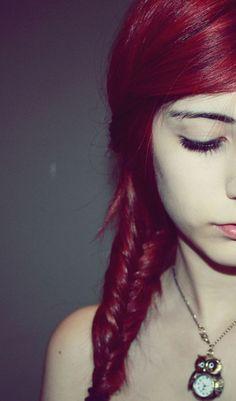 vermelho perfeito!