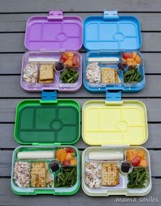Zero waste, healthy school lunches your kids can pack themselves thanks to the free printable in this post!