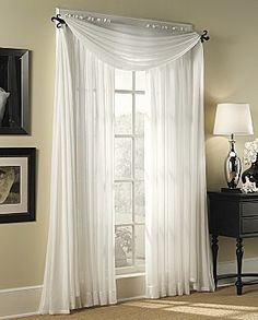 Ideas for Window Treatments - Home Treatments # for .,Window Treatment Ideas - Home Treatments Points to know about curtains First of all: don't worry. Because nowadays it genera. Home Curtains, Curtains Living, Curtains With Blinds, Sheer Curtains, Kitchen Curtains, Rideaux Design, Living Room Decor, Bedroom Decor, Bedroom Ideas