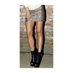 All Night Mini Skirt New Years Skirt
