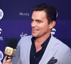Matt Bomer - can't remember where was this lol