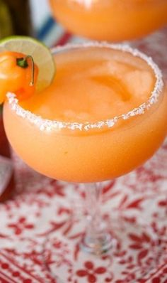 Cajun Margaritas Recipe