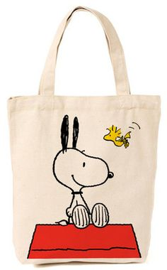 D&R – World of Culture, Arts and Entertainment Peanuts Raw Cloth Bag Red Club 008 - Painted Canvas Bags, Canvas Tote Bags, Diy Tote Bag, Jute Bags, Fabric Bags, Kids Bags, Cotton Bag, Cloth Bags, Handmade Bags