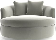 Tillie Grande Swivel Chair + Reviews   Crate and Barrel Swivel Chair, Tub Chair, New Paltz, New View, Barrel Chair, Dream Bedroom, Crate And Barrel, Crates, Conversation