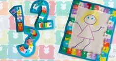 Bricolages, jeux et activités originales à faire avec des attaches de pain; chiffres et lettres, maracas, bijoux, etc.