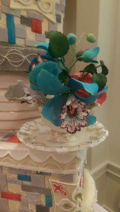 Gum Paste Decorations
