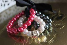 Baby bracelet + Minnie Mouse bracelet