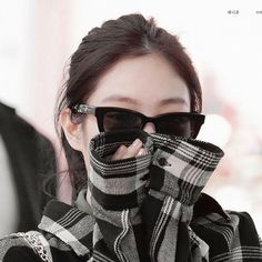Ulzzang Makeup, Jenny Kim, Blackpink Fashion, Jennie Blackpink, Kpop, Her Smile, Airport Style, Forever Young, Me As A Girlfriend