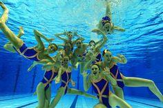 § Angers Nat Synchro - Club de natation synchronisée à Angers