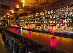 Rogue & Canon | A TALE OF TWO MENUS    The West Village's new must-try haunt  PureWow New York