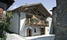 Vendita appartamenti in Baita di montagna Melezet Bardonecchia. Case Canuto