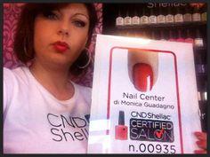 Diventa anche tu CND Shellac Certified Salon come Nail Center di Monica Guadagno. Professionalità, qualità e competenza...e i prodotti CND.  Nail Center di Monica Guadagno  Via Salndra, 20  Ostuni (BR)  tel 349 6492386 http://www.cndworld.it http://www.cndworld.it/store-locator