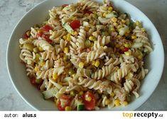 Bon Appetit, Pasta Salad, Food And Drink, Ethnic Recipes, Diet, Salads, Bulgur, Crab Pasta Salad