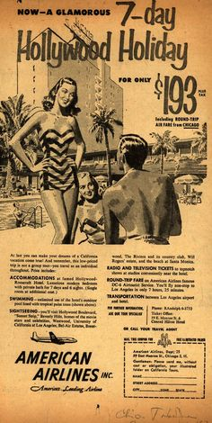 Image Detail for - American Airline's Vacation Travel – Now – A Glamourous 7-day .