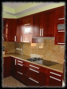Épületmunkák - gránit konyhapult és falburkolat Kitchen Cabinets, Home Decor, Kitchen Things, Decoration Home, Room Decor, Cabinets, Home Interior Design, Dressers, Home Decoration