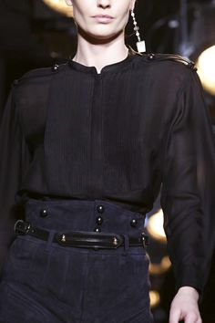 Isabel Marant Ready To Wear Fall Winter 2015 Paris - NOWFASHION