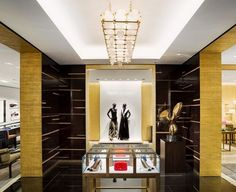 Chanel's New Boston Boutique by Top Interior Designer Peter Marino