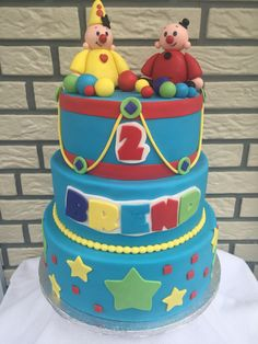 Bumba Cake Taart