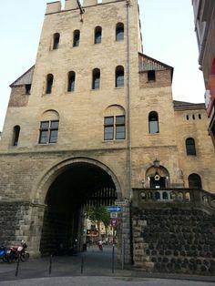 Severinstorburg, #Köln