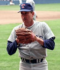 """Nolan Ryan Jr., former professional baseball player who now owns the Texas Rangers, says, """"When I had dyslexia, they didn't diagnose it as that. It was frustrating and embarrassing. I could tell you a lot of horror stories about what you feel like on the inside."""""""