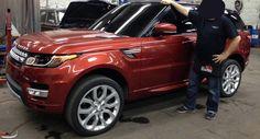 Los Mejores Autos: Range Rover Sport 2014