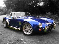 Classic Cars, AC Cobra