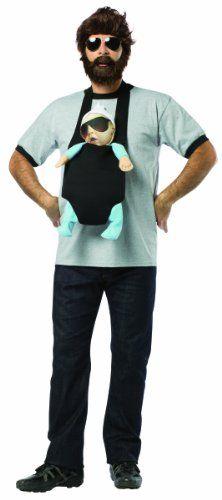Rasta Imposta The Hangover Alan Costume Multi Standard  sc 1 st  Pinterest & 16 DIY Costumes Based On Your Favorite u002790s Movie Character ...