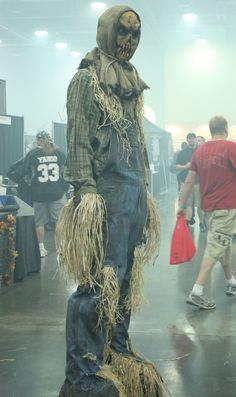 Midwest Haunters Convention - Would make a fun character prop