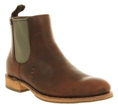 Mens Brown Boots Uk