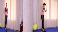 Easy Upper Body Exercises - Workout Routine for Beginners is an exercise for beginners at home with 5 upper body exercises without weights. Beginner Workout At Home, Workout Routines For Beginners, Quick Workouts, Exercise Without Weights, Body Exercises, Upper Body, Fitness, Easy