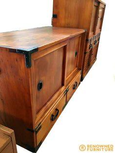Japanese Furniture, Furniture Restoration, Hope Chest, Interior Design, Antiques, Storage, Furniture Design, Photos, Home Decor