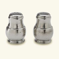 Piccoli Salt and Pepper Set by Match Pewter