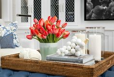 Coffee Table Styling. How to decorate and accessorize your coffee table like an…