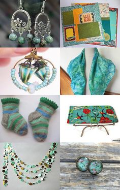 Everything is Mint by Ildi on Etsy--Pinned with TreasuryPin.com