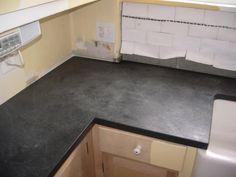 Soapstone Countertops Cost Vs Granite Amys Slate Sasayukicom Inexpensive Kitchen