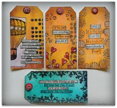 Dylusion Tags #art_journal #tag #dylusion