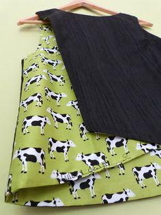 Tee-shirt prairie. #julietdefil #mode #femme #teeshirt #asymétrique #vache #soie
