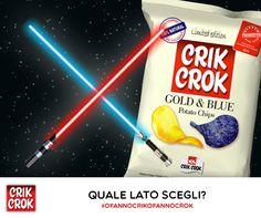 Crik Crok #StarWars